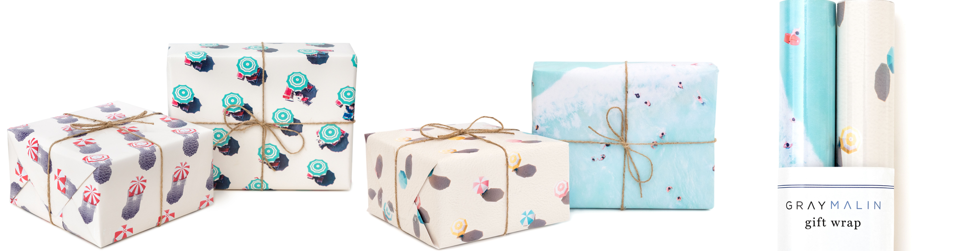 Gift Wrap Sets from Galison