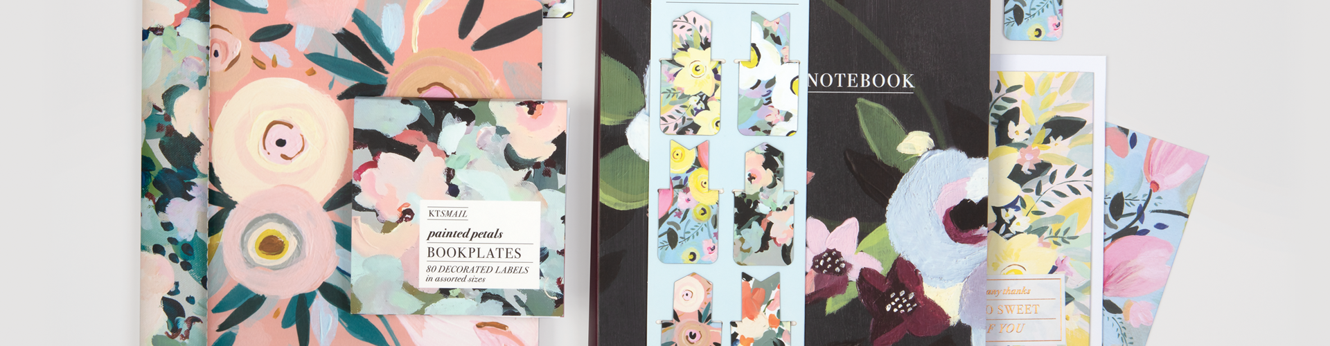 The Painted Petals Collection From Galison