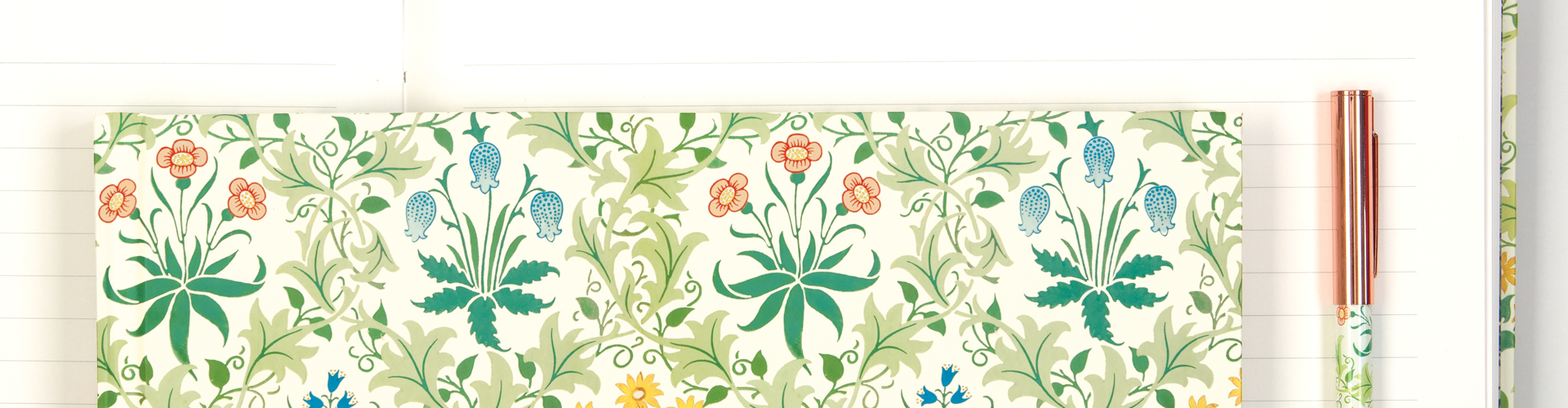 The William Morris Collection from Galison