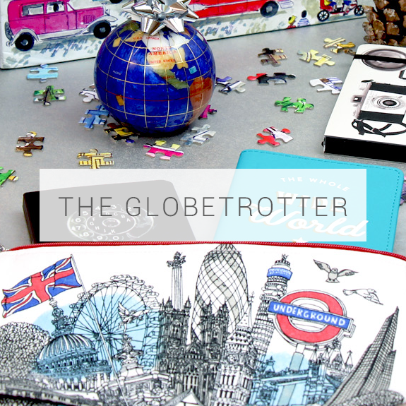 globetrotter travel traveler