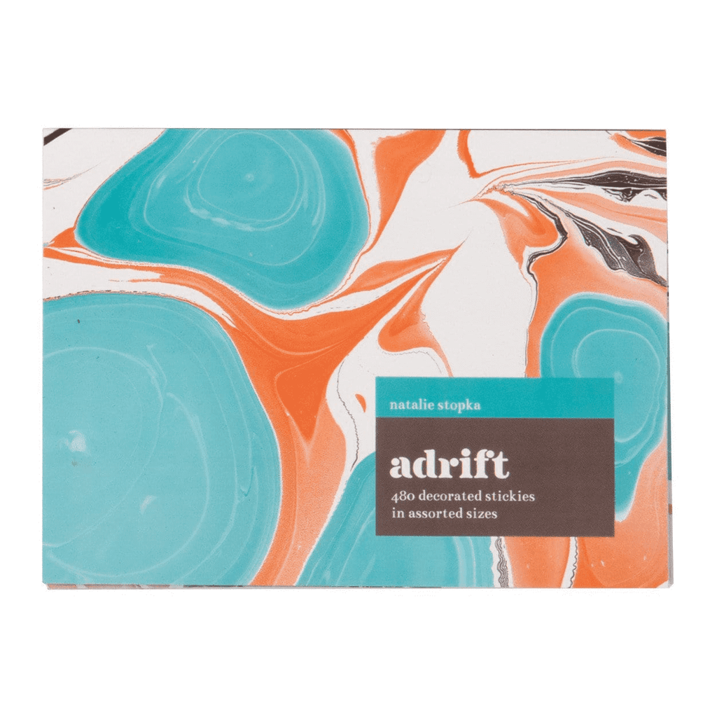 Adrift Sticky Notes Sale Galison