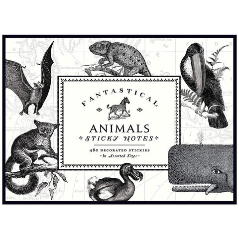 Berkley Bestiary Animal Portrait Greeting Assortment