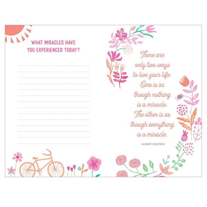Always Grateful Guided Activity Journal Journals and Notebooks Galison