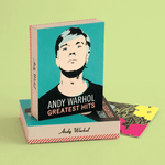 Andy Warhol Greatest Hits Keepsake Box Note Cards Greeting Cards Galison