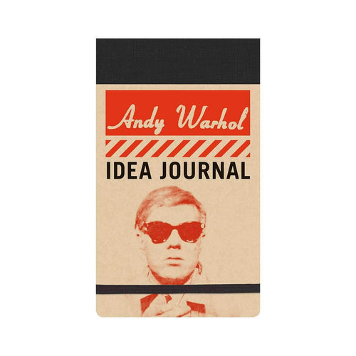 Andy Warhol Idea Journal Journals and Notebooks Galison