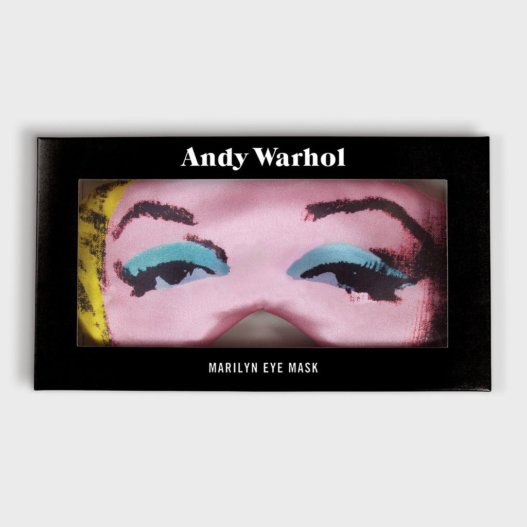 Andy Warhol Marilyn Eye Mask Eye Masks Andy Warhol Collection