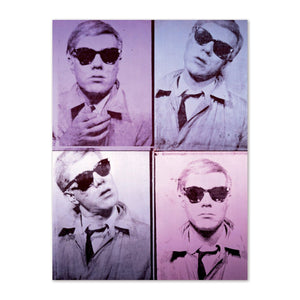 Andy Warhol Pop Art Notecard Set Greeting Cards Galison