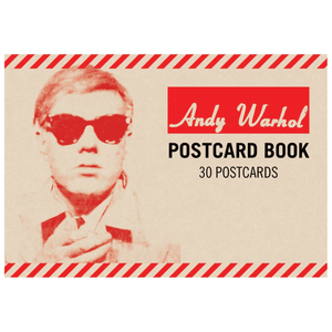 Andy Warhol Postcard Book Postcard Books Galison