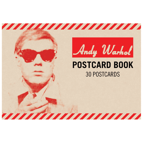 Andy Warhol Shaped Portfolio Notecards