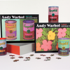 Andy Warhol Soup Cans 300 Piece Lenticular Jigsaw Puzzle 300 Piece Puzzles Andy Warhol Collection