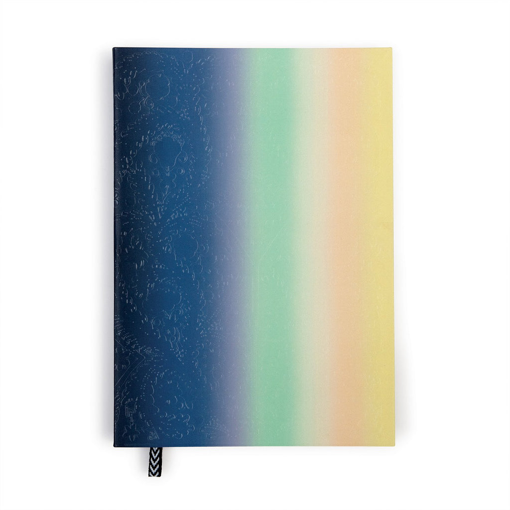 Arlequin Ombre Paseo A5 Layflat Notebook Christian Lacroix Notebooks and Journals Christian Lacroix