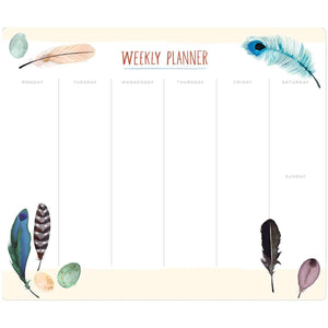 Arrows & Feathers Desk Pad / Blotter Desk Pads Galison