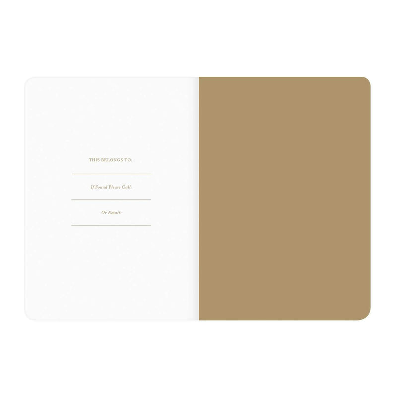 Ashley Woodson Bailey Gilded Undated Planner Planners Galison
