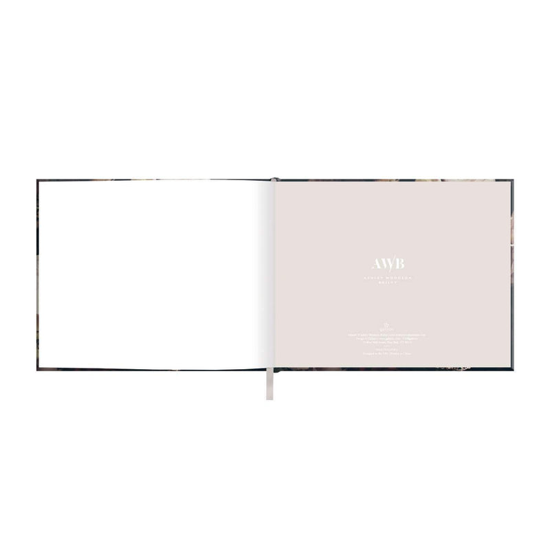 Ashley Woodson Bailey Guest Book Albums and Guest Books Galison