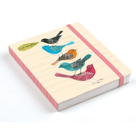 Avian Friends Thank You Notes