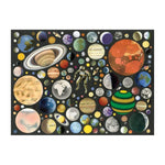 Ben Giles Zero Gravity 1000 Piece Puzzle With Shaped Pieces 1000 Piece Puzzles Galison