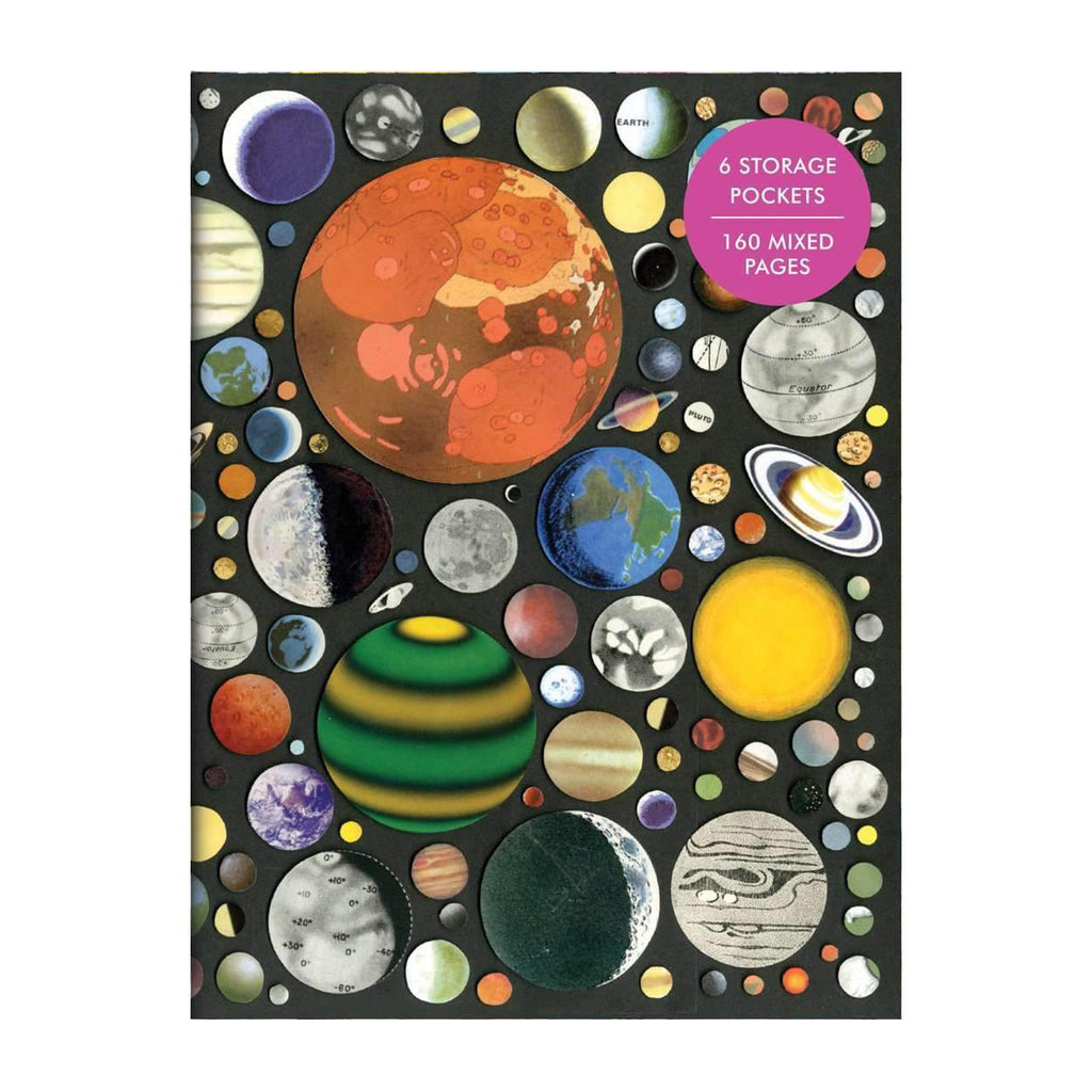 Ben Giles Zero Gravity PVC Multi-pocket Cover Journal Journals and Notebooks Galison