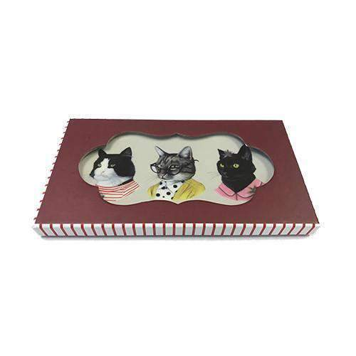 Berkley Bestiary Animal Portrait Large Porcelain Tray Porcelain Trays Galison