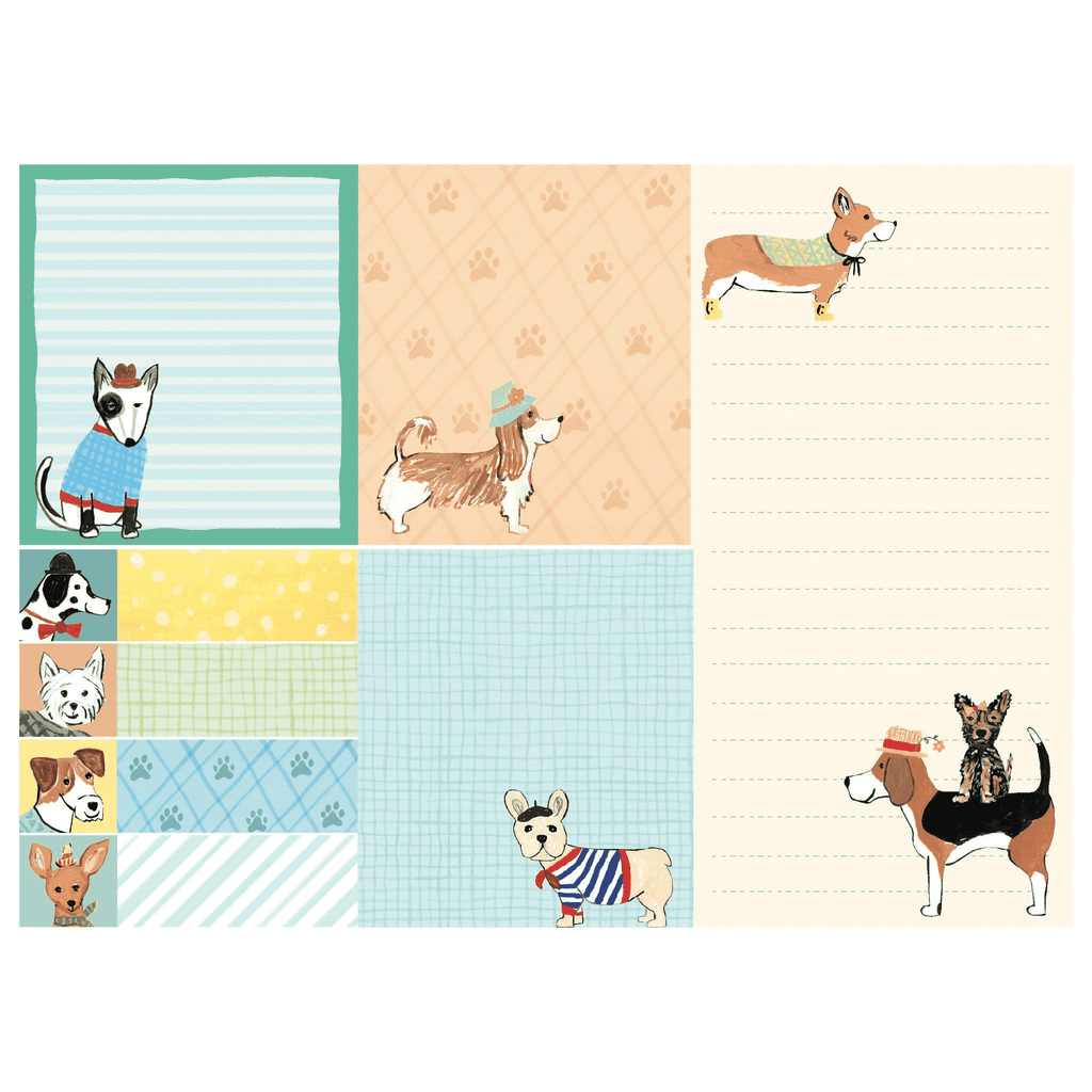 Best in Show Sticky Notes Sale Galison