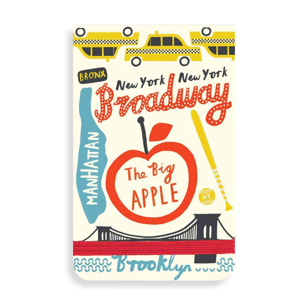 Big Apple Mini Journal Journals and Notebooks Galison