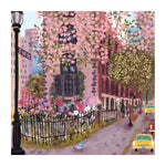 Blooming Streets 500 Piece Jigsaw Puzzle 500 Piece Puzzles Galison