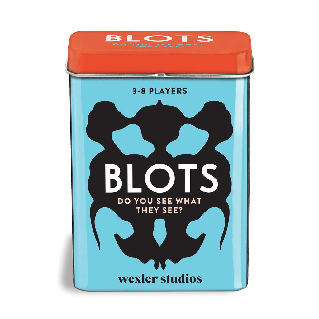 Blots Card Game Playing Cards Wexler Studios Collection