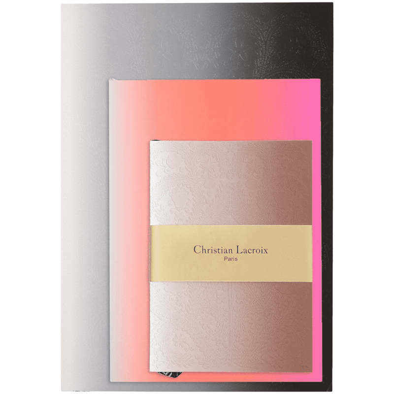 Blush Ombre Paseo Notebook Christian Lacroix Notebooks and Journals Christian Lacroix