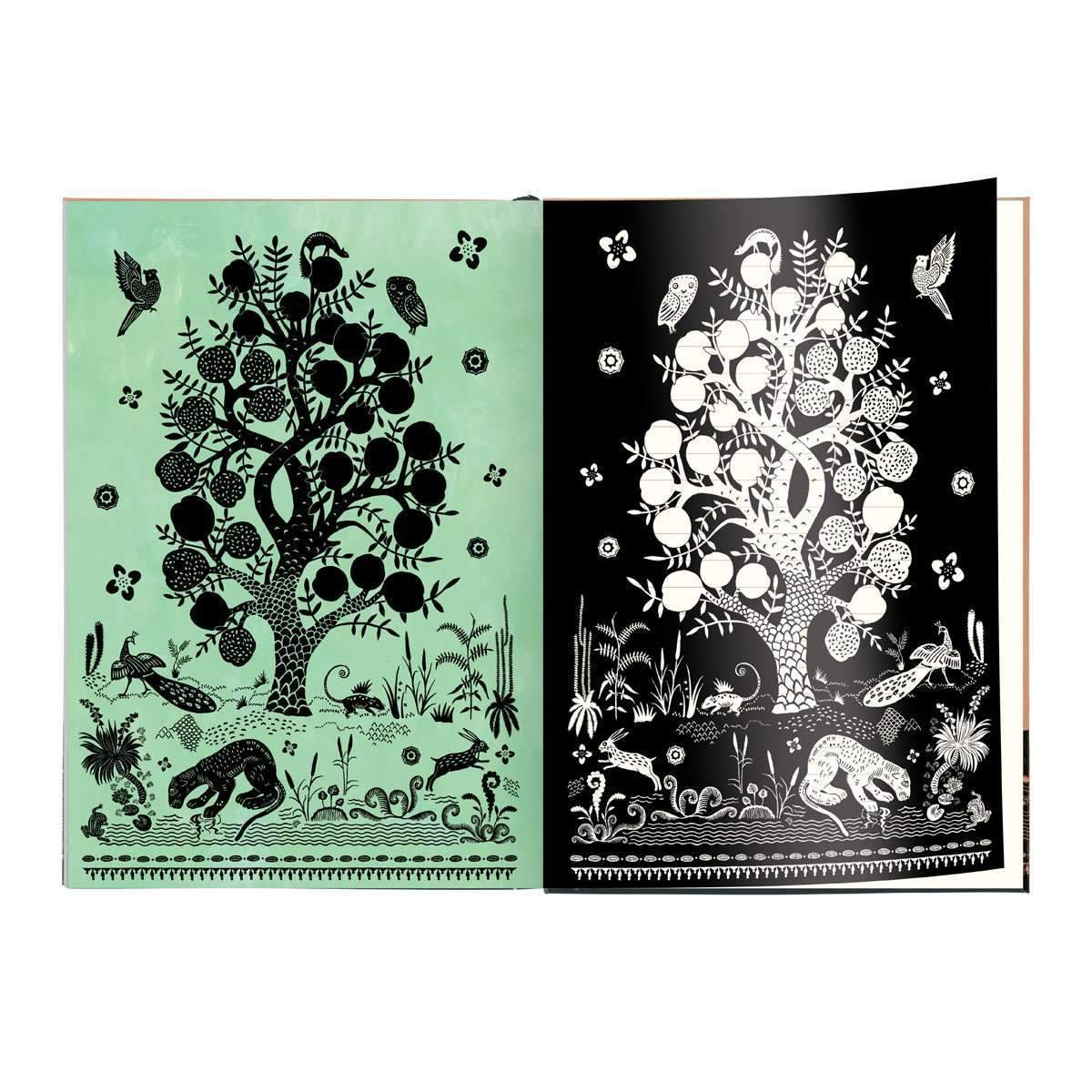 Bois Paradis A5 Layflat Notebook Christian Lacroix Notebooks and Journals Christian Lacroix