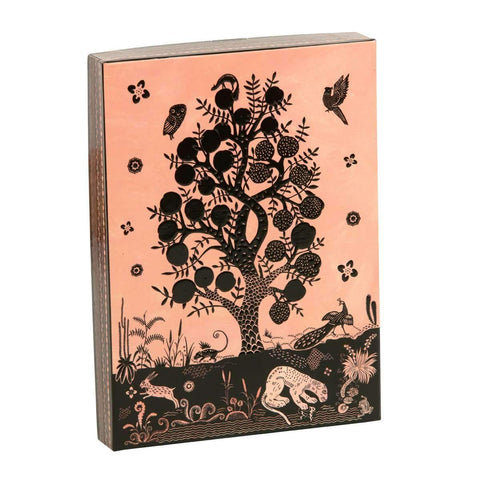 Idylle en vol A5 Layflat Notebook