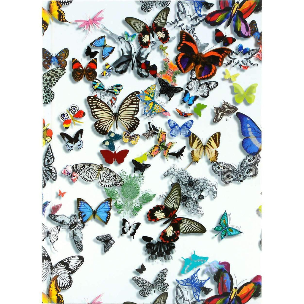 Butterfly Parade Hardcover Album Christian Lacroix Home and Gifts Christian Lacroix