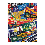 Celebrate Everything 1000 Piece Jigsaw Puzzle in Square Box 1000 Piece Puzzles Oxford Pennant Collection