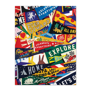 Celebrate Everything Notecard Set Greeting Cards Galison