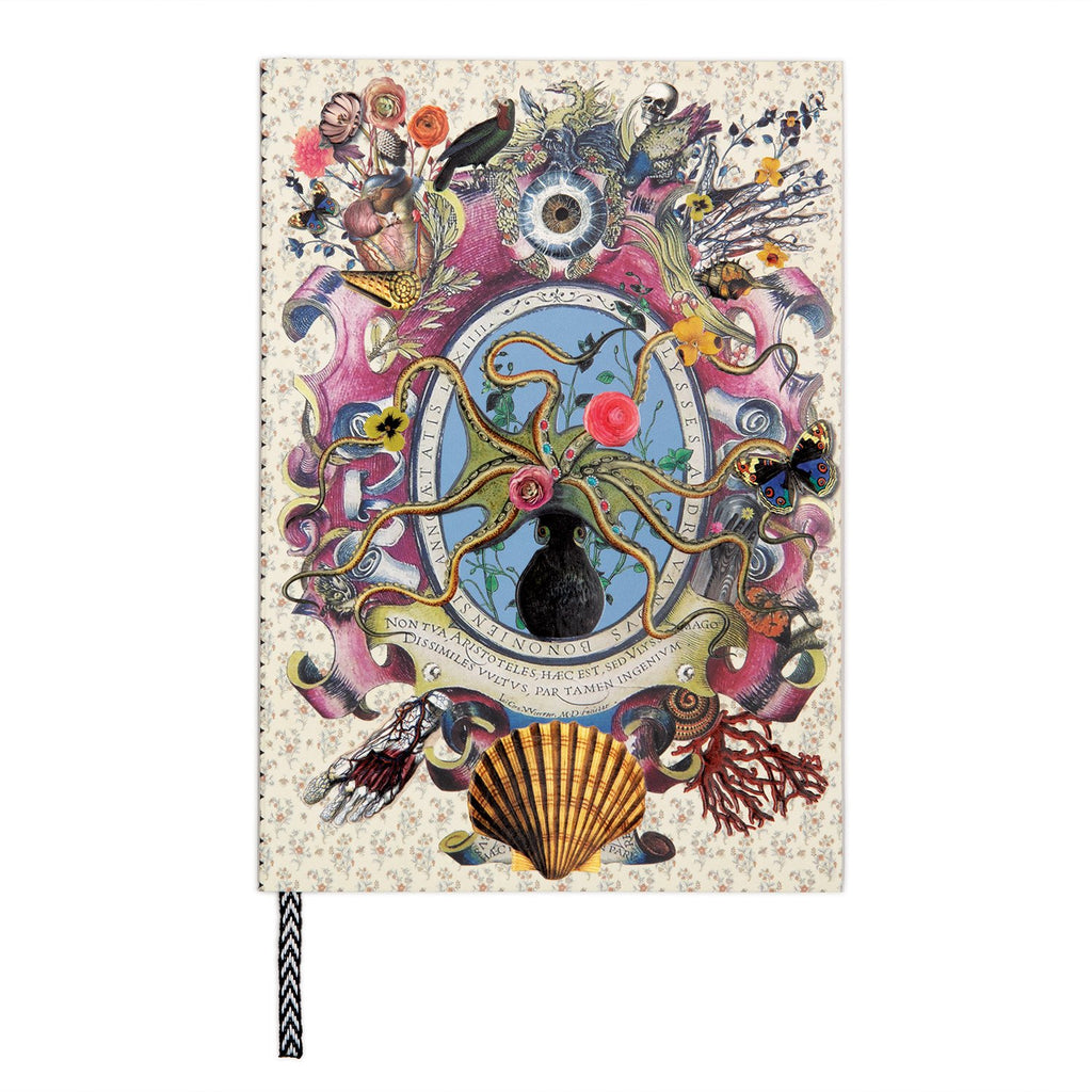 Christian Lacroix Heritage Collection Curiosity A5 Notebook Journals and Notebooks Christian Lacroix Collection