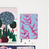 Christian Lacroix Wakamé A6 Notebook Journals and Notebooks Christian Lacroix Collection