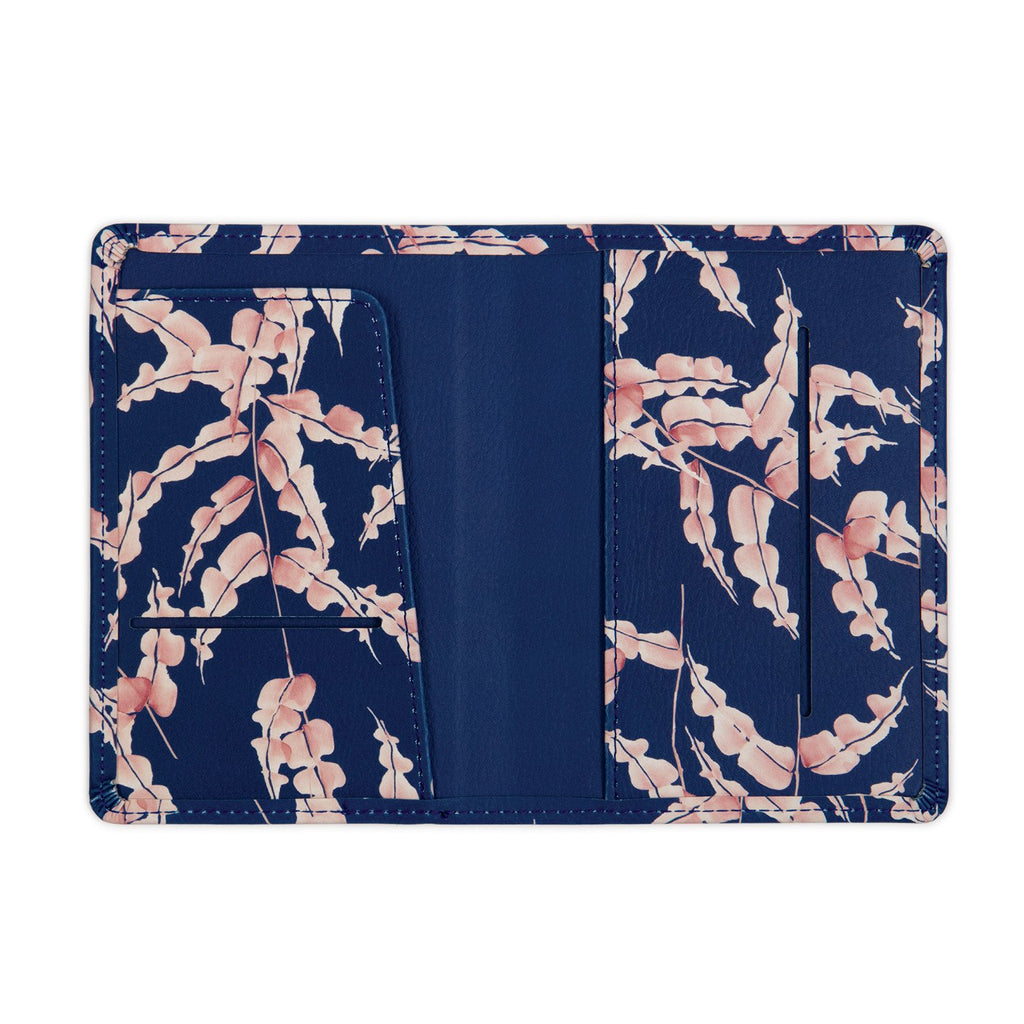 Christian Lacroix Wakamé Passport Holder Travel Accessories Christian Lacroix Collection