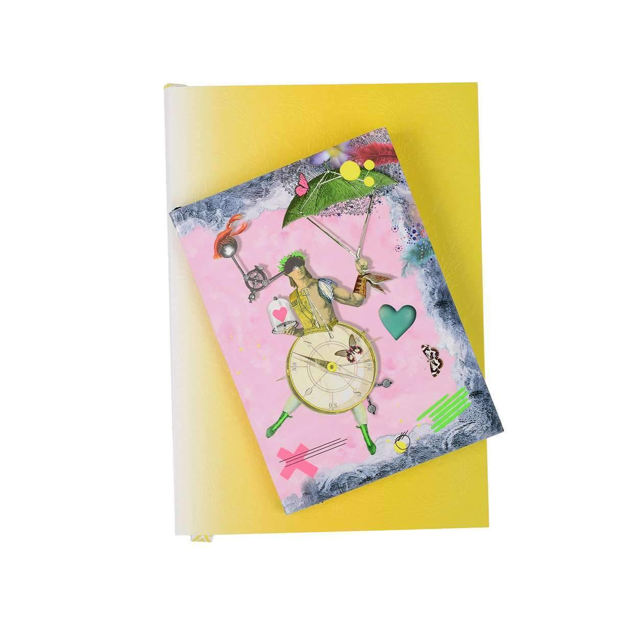 Chronos Softcover Notebook Christian Lacroix Notebooks and Journals Christian Lacroix