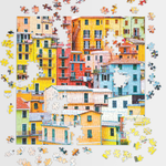 Ciao from Cinque Terre 500 Piece Jigsaw Puzzle 500 Piece Puzzles Galison