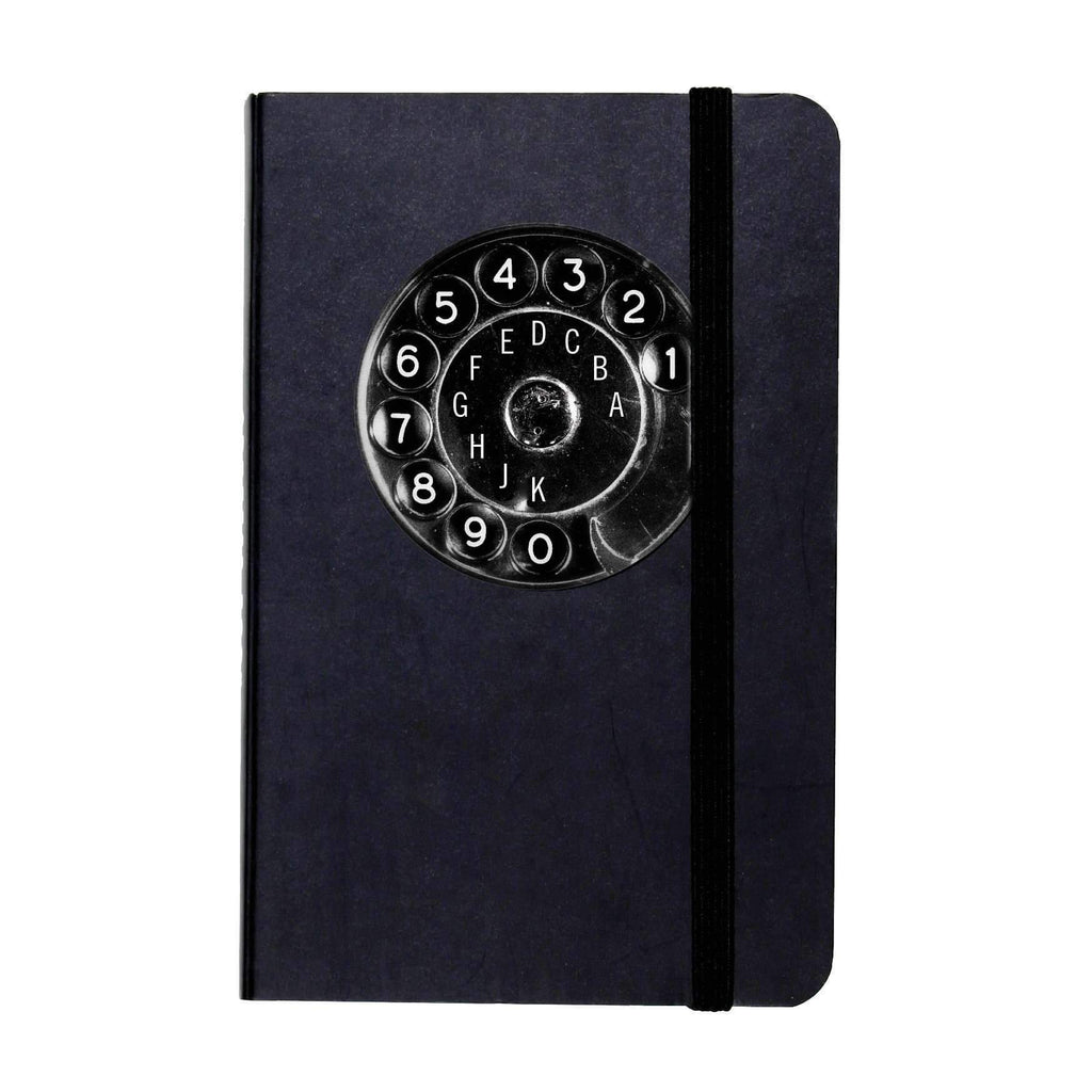 Classic Vintage Telephone Pocket Address Book Password and Address Books Galison