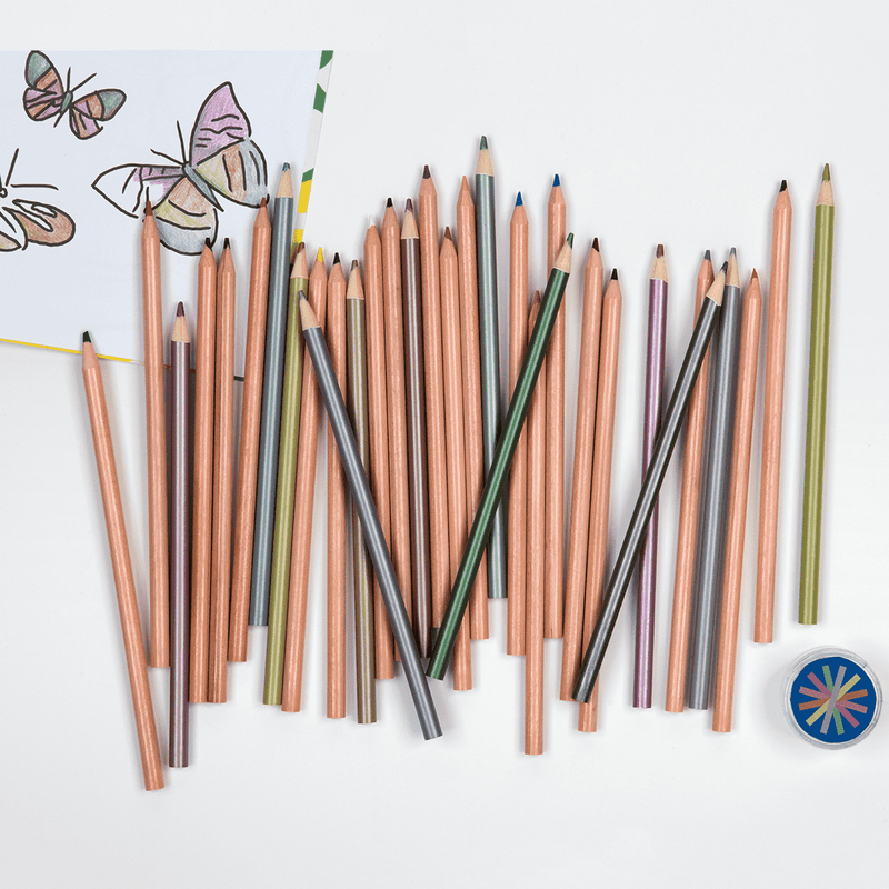 Colored Pencil Set Pens and Pencils Galison