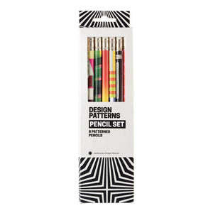 Cooper Hewitt Design Patterns Pencil Set Pens and Pencils Galison