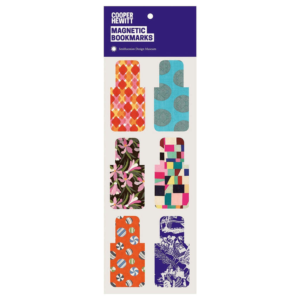 Cooper Hewitt Magnetic Bookmarks Bookmarks Galison