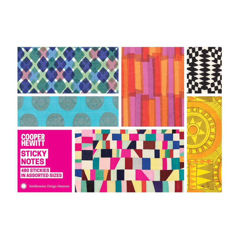 Cooper Hewitt Sticky Notes Sticky Notes Galison