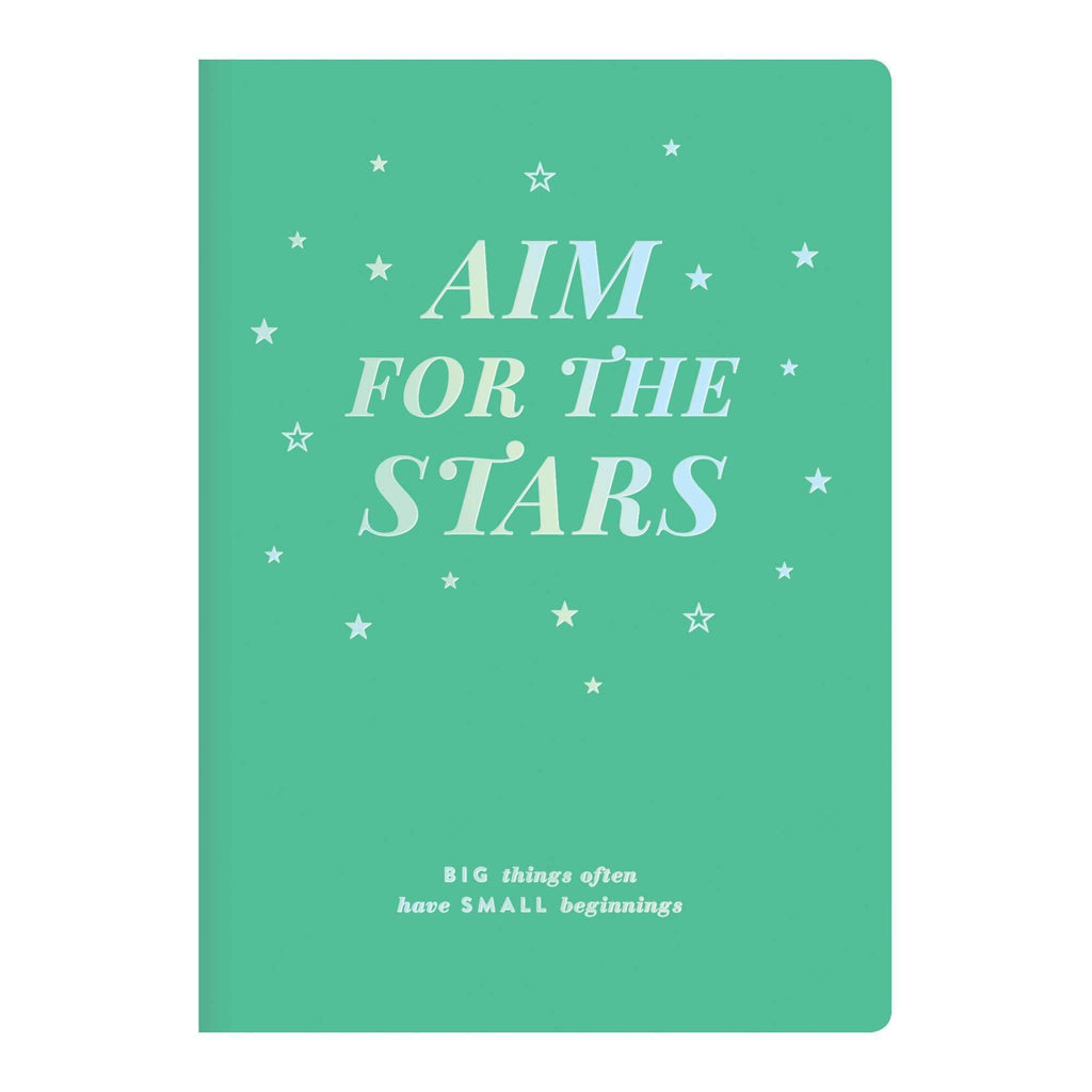 Cosmos Aim For The Stars Writer's Undated Planner Planners Galison