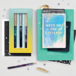 Cosmos Pen Set Pens and Pencils Galison