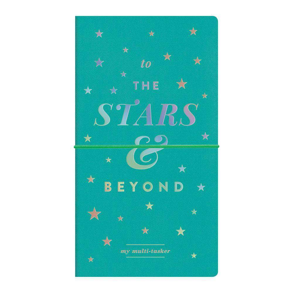 Cosmos To The Stars And Beyond Multi-tasker Undated Planner Journal Planners Galison