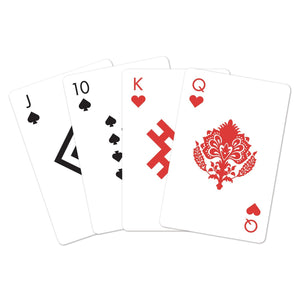 David Hicks Playing Card Set Playing Cards Galison