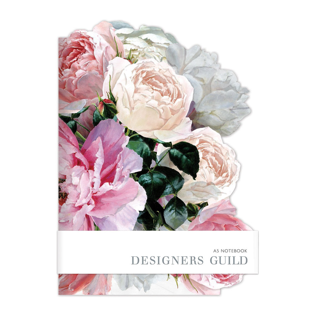 Designers Guild Tourangelle A5 Notebook Journals and Notebooks Designers Guild Collection