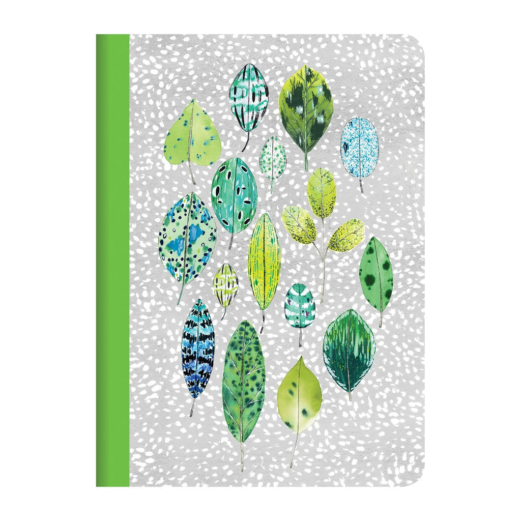 Designers Guild Tulsi Handmade Embroidered B5 Journal Journals and Notebooks Galison