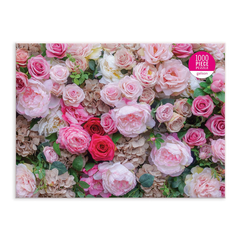 English Roses 1000 Piece Puzzle 1000 Piece Puzzles James Ogilvy Collection
