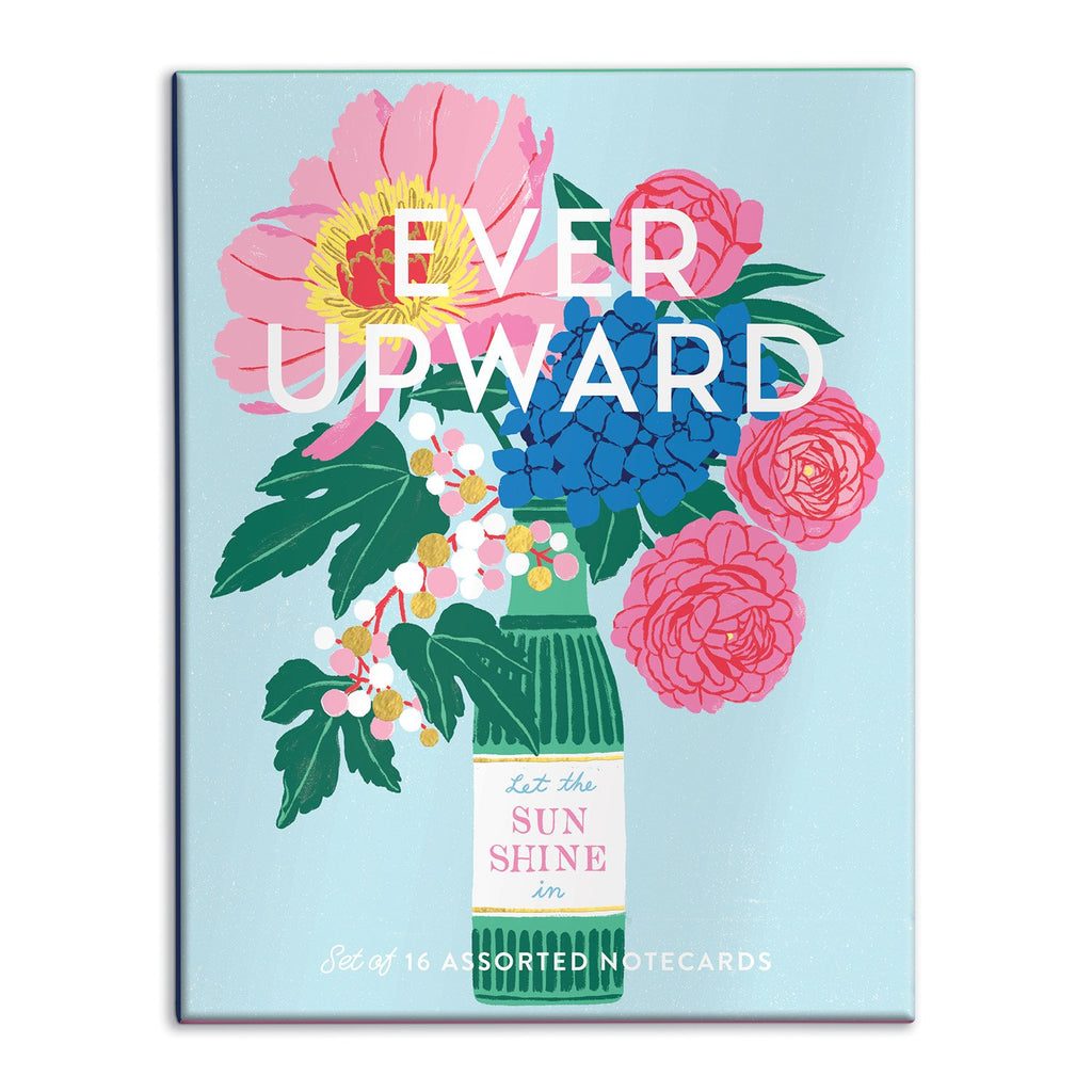 Ever Upward Greeting Assortment Notecard Set Greeting Cards Ever Upward Collection